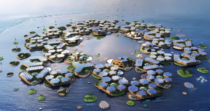 Sustainable Floating cities